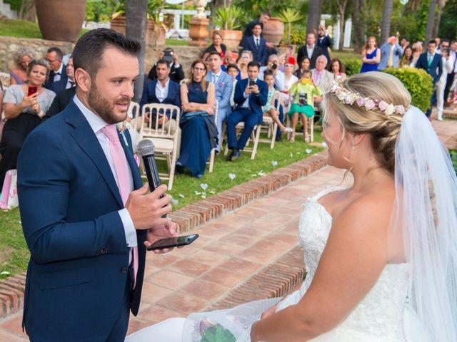 La boda de Elihú y Amelia en Mijas, Málaga 23