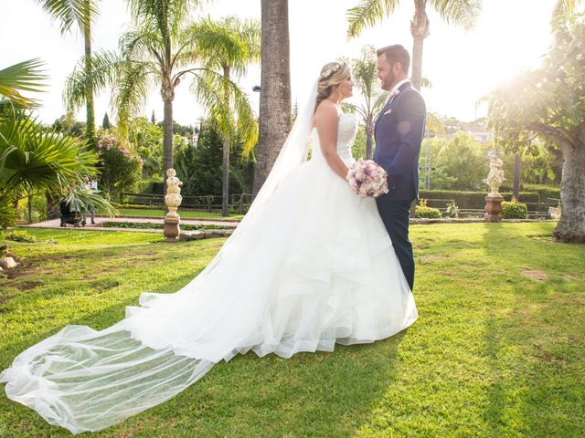 La boda de Elihú y Amelia en Mijas, Málaga 27