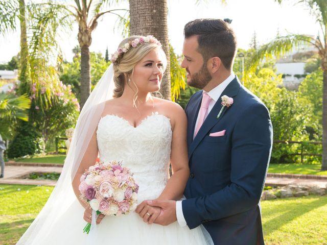 La boda de Elihú y Amelia en Mijas, Málaga 28