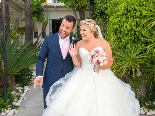 La boda de Elihú y Amelia en Mijas, Málaga 31