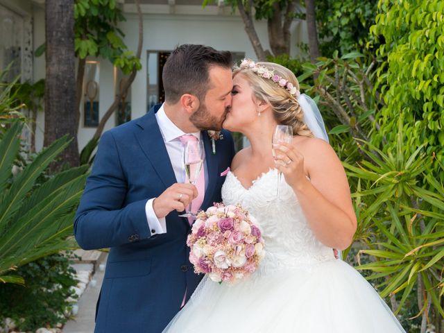 La boda de Elihú y Amelia en Mijas, Málaga 32