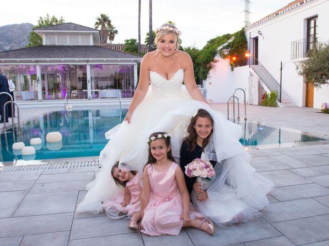 La boda de Elihú y Amelia en Mijas, Málaga 33