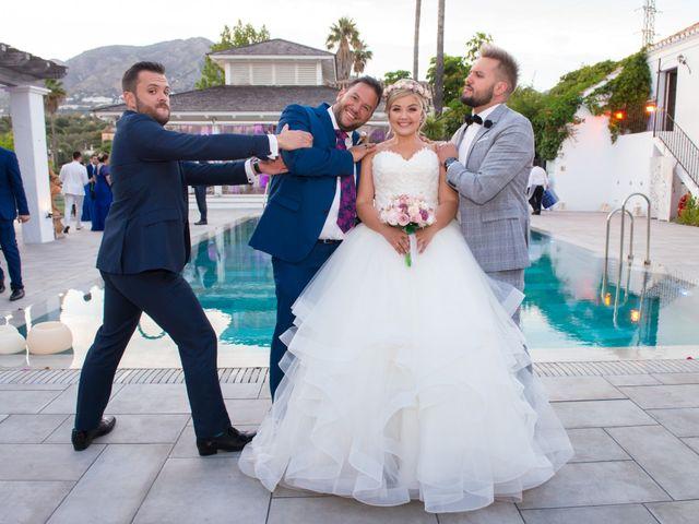 La boda de Elihú y Amelia en Mijas, Málaga 34