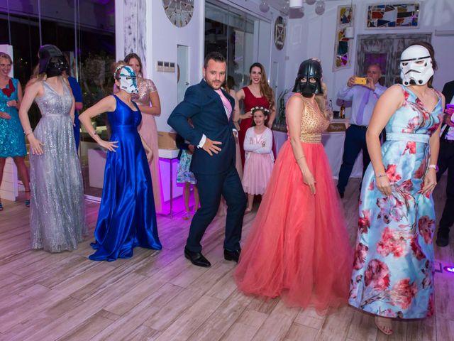 La boda de Elihú y Amelia en Mijas, Málaga 40