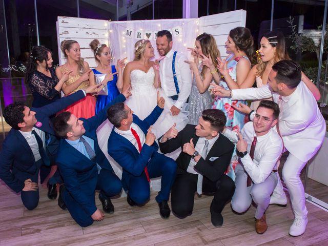 La boda de Elihú y Amelia en Mijas, Málaga 43
