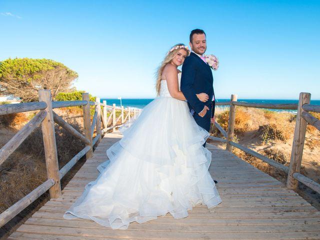 La boda de Elihú y Amelia en Mijas, Málaga 45