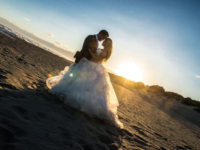 La boda de Amelia y Elihú