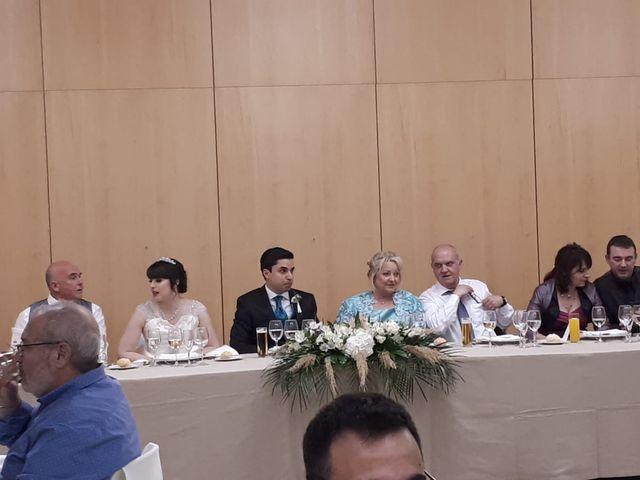 La boda de Jessy  y David  en Valencia, Valencia 2
