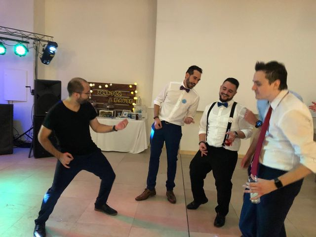 La boda de Jessy  y David  en Valencia, Valencia 5