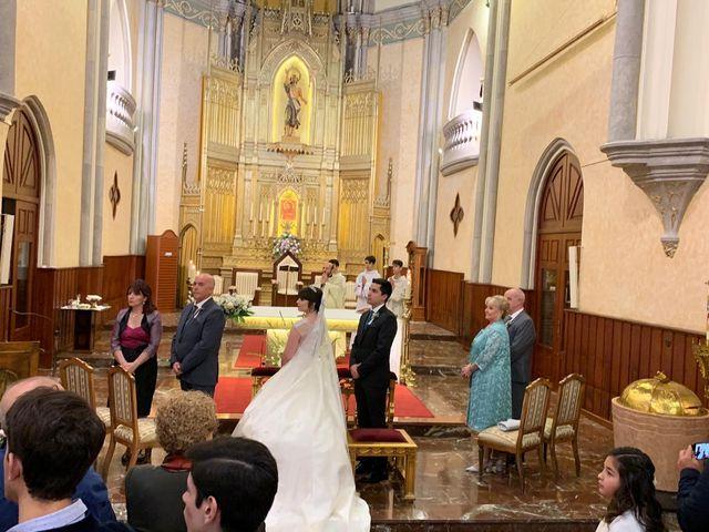La boda de Jessy  y David  en Valencia, Valencia 6