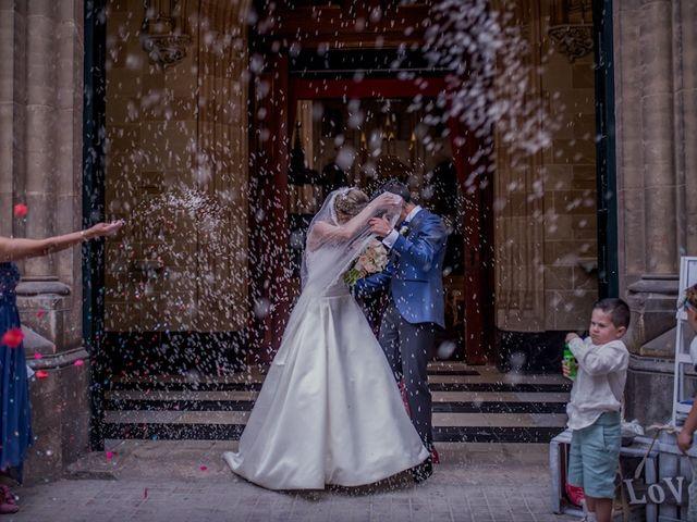 La boda de Jose y Bea en Valencia, Valencia 45