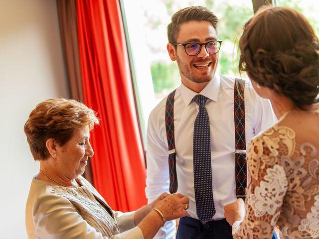 La boda de Adrián y Carina en Peralada, Girona 13