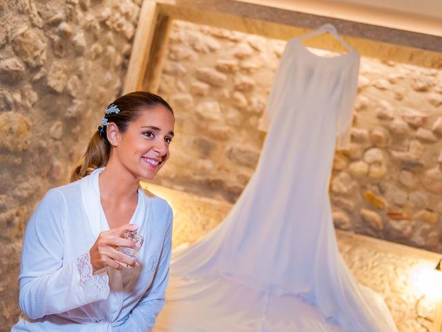 La boda de Adrián y Carina en Peralada, Girona 24