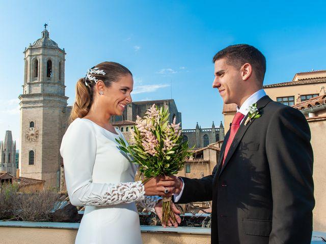 La boda de Adrián y Carina en Peralada, Girona 29