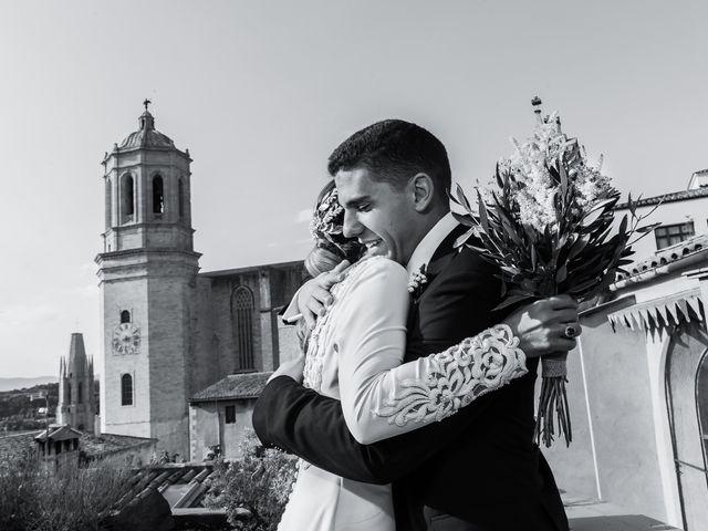 La boda de Adrián y Carina en Peralada, Girona 30