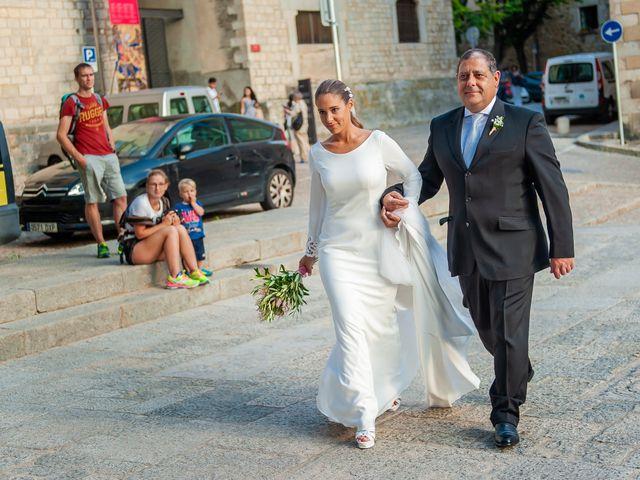 La boda de Adrián y Carina en Peralada, Girona 34