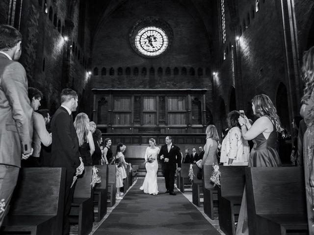 La boda de Adrián y Carina en Peralada, Girona 36