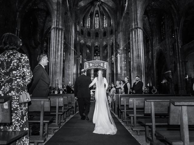 La boda de Adrián y Carina en Peralada, Girona 37