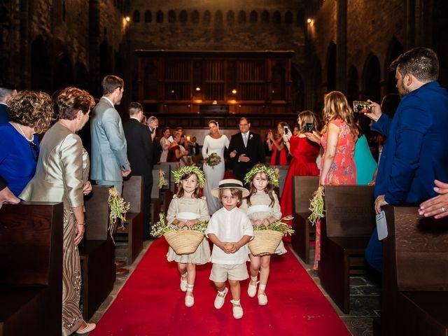 La boda de Adrián y Carina en Peralada, Girona 38