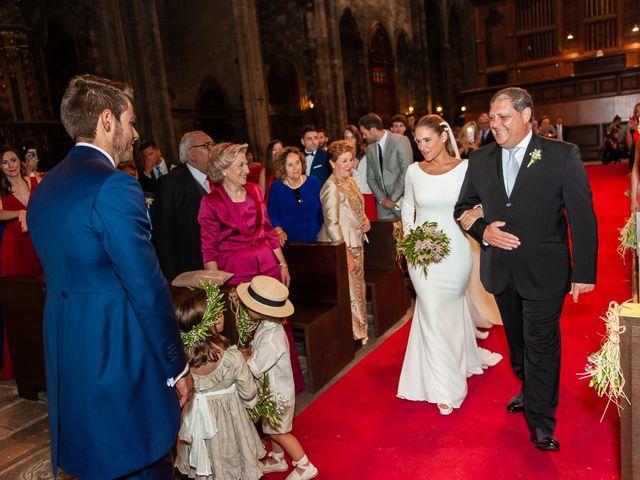 La boda de Adrián y Carina en Peralada, Girona 39