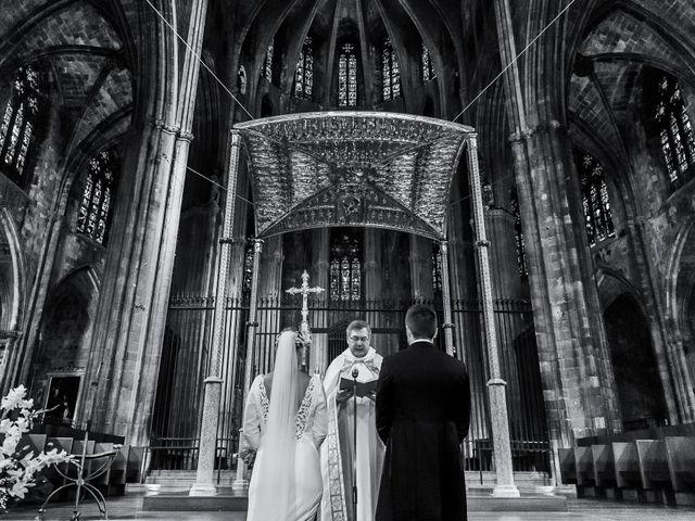 La boda de Adrián y Carina en Peralada, Girona 42