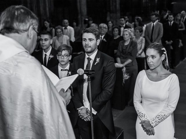 La boda de Adrián y Carina en Peralada, Girona 43