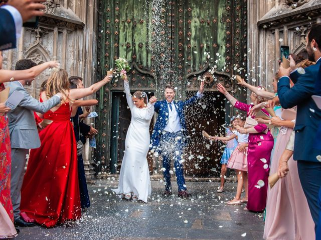 La boda de Adrián y Carina en Peralada, Girona 46