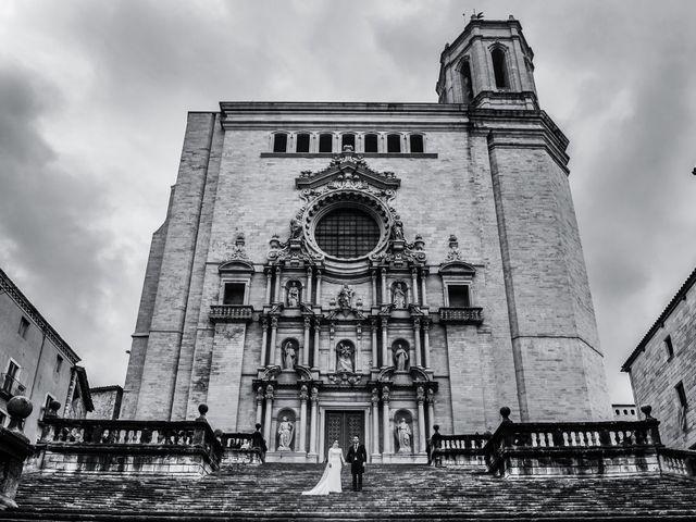 La boda de Adrián y Carina en Peralada, Girona 48