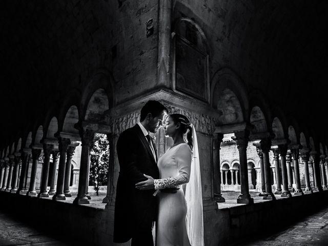 La boda de Adrián y Carina en Peralada, Girona 49