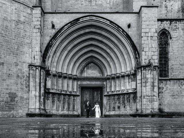 La boda de Adrián y Carina en Peralada, Girona 52