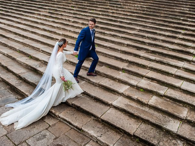 La boda de Adrián y Carina en Peralada, Girona 53