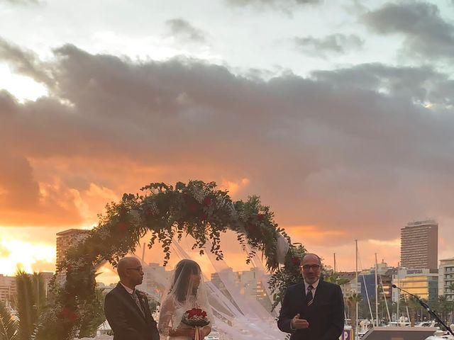 La boda de Thiago y Saray en Alacant/alicante, Alicante 1