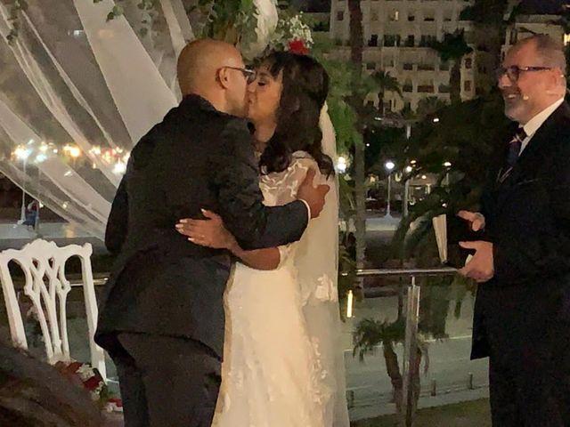 La boda de Thiago y Saray en Alacant/alicante, Alicante 2