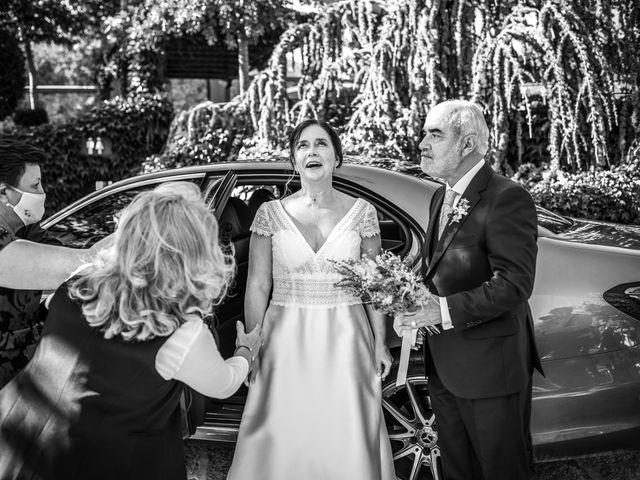 La boda de Daniel y Cristina en Miraflores De La Sierra, Madrid 23