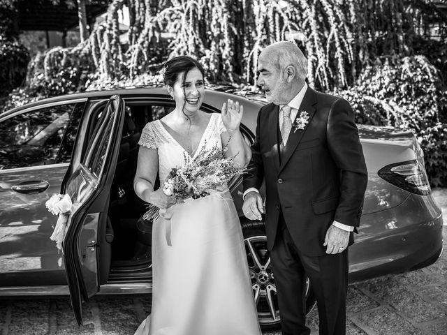 La boda de Daniel y Cristina en Miraflores De La Sierra, Madrid 24