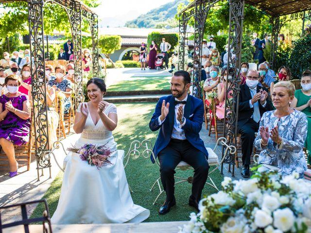La boda de Daniel y Cristina en Miraflores De La Sierra, Madrid 28