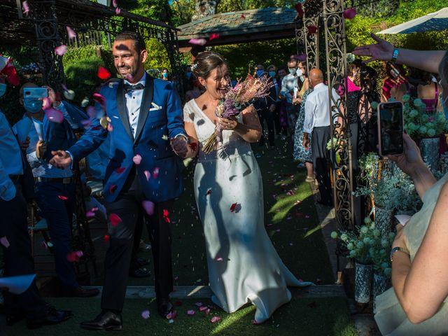 La boda de Daniel y Cristina en Miraflores De La Sierra, Madrid 31