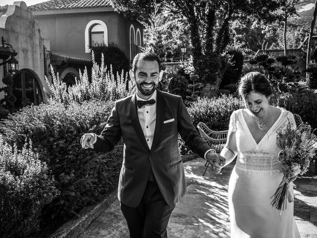 La boda de Daniel y Cristina en Miraflores De La Sierra, Madrid 32