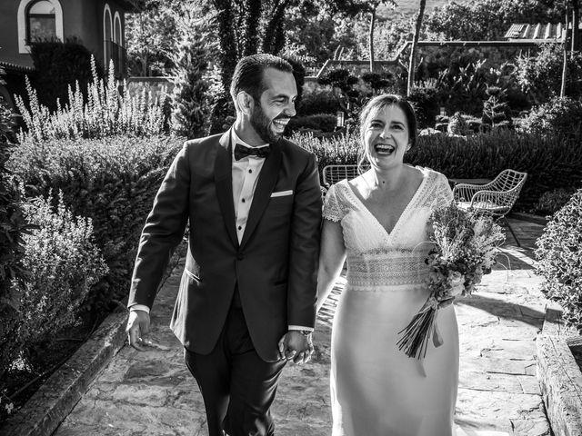 La boda de Daniel y Cristina en Miraflores De La Sierra, Madrid 34