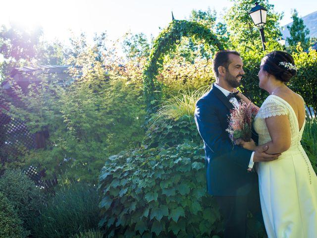 La boda de Daniel y Cristina en Miraflores De La Sierra, Madrid 35