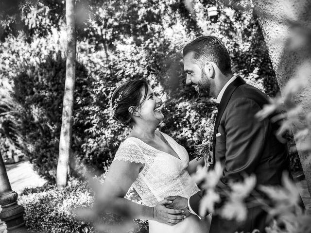 La boda de Daniel y Cristina en Miraflores De La Sierra, Madrid 37