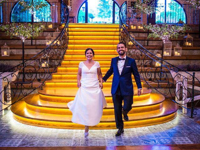 La boda de Daniel y Cristina en Miraflores De La Sierra, Madrid 39