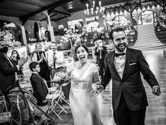 La boda de Daniel y Cristina en Miraflores De La Sierra, Madrid 40