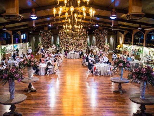 La boda de Daniel y Cristina en Miraflores De La Sierra, Madrid 41