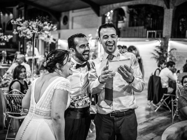 La boda de Daniel y Cristina en Miraflores De La Sierra, Madrid 42