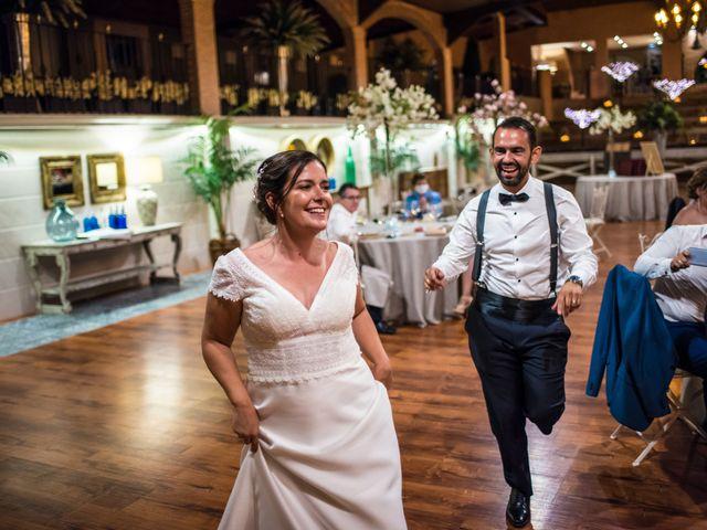 La boda de Daniel y Cristina en Miraflores De La Sierra, Madrid 43