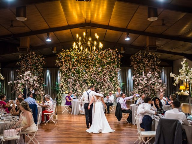 La boda de Daniel y Cristina en Miraflores De La Sierra, Madrid 1
