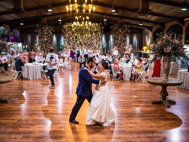 La boda de Daniel y Cristina en Miraflores De La Sierra, Madrid 45