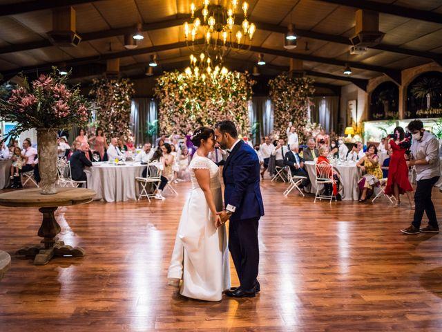 La boda de Daniel y Cristina en Miraflores De La Sierra, Madrid 46