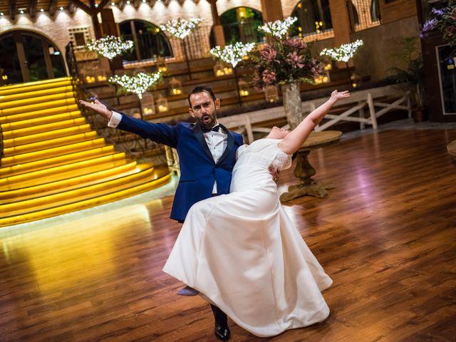La boda de Daniel y Cristina en Miraflores De La Sierra, Madrid 47